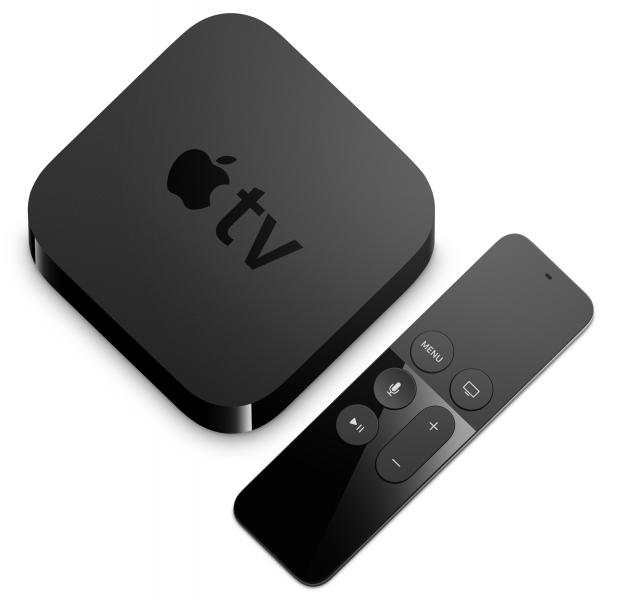 Apple TV reconnaissance vocale