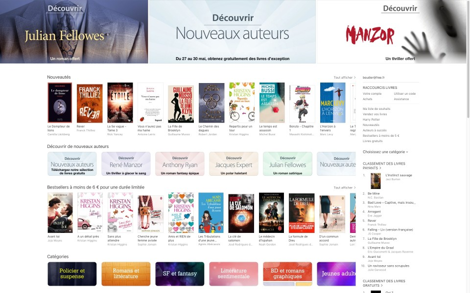 apple ibook promo