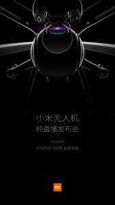 drone xiaomi teaser2