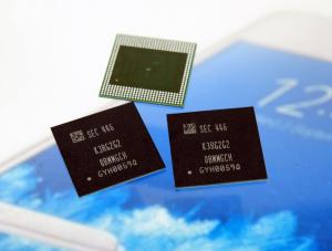 10 nm LPDDRA 6Go DRAM