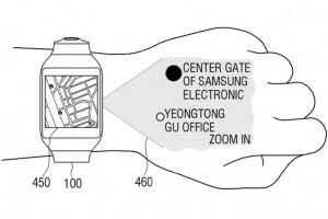 samsung smartwach pico projecteur
