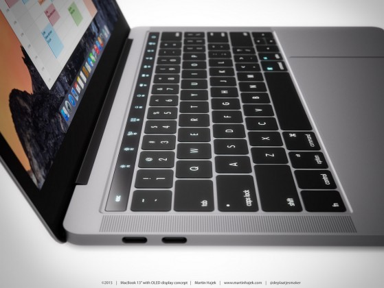 27496375821 8cf5f626cb b 559x420 - Un rendu pour l'écran/clavier OLED d'Apple