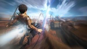 attaque des titans gameplay