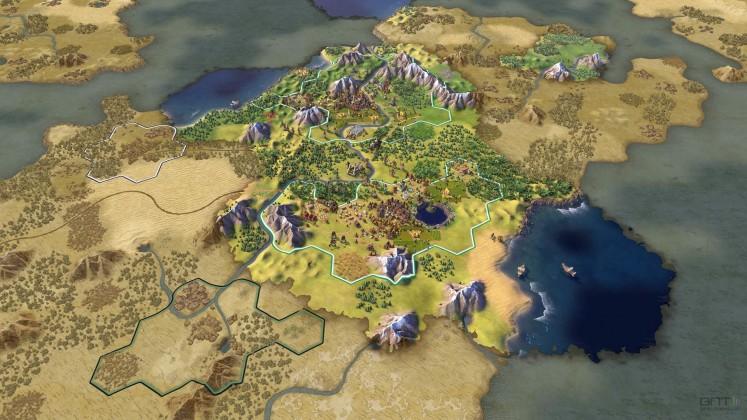 civ vi 02 747x420 - De nouvelles images pour Civilization VI