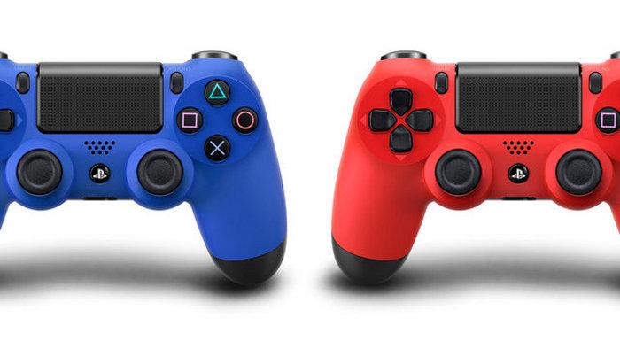 dualshock couleurs 2