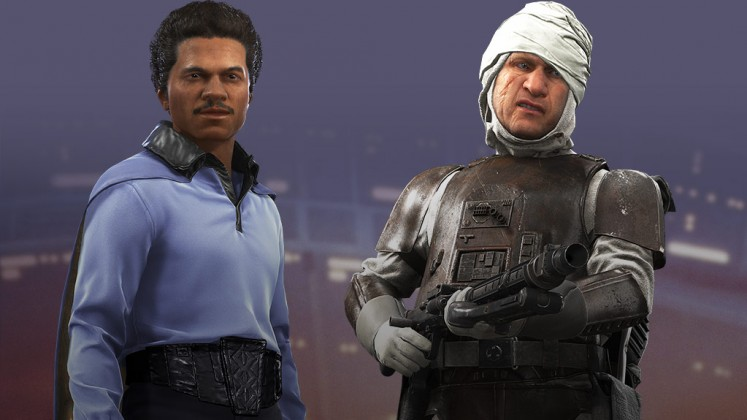 personnages 747x420 - Bespin, nouvelle extension pour Star Wars Battlefront