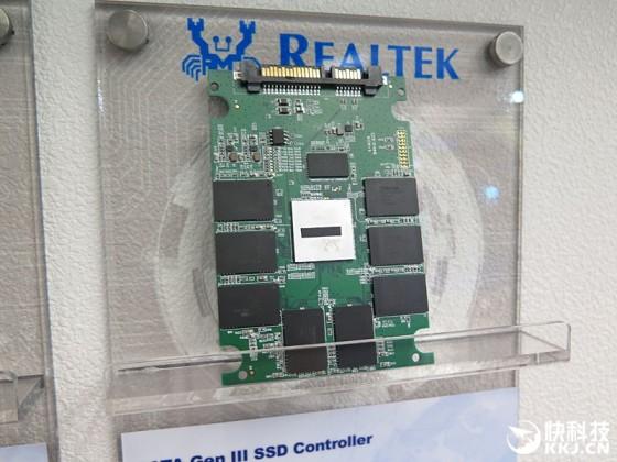 ssd realtek 01 560x420 - Realtek arrive sur le marché des SSD