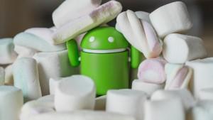 Google : bientôt une version d'Android pour les téléphones non tactiles ?