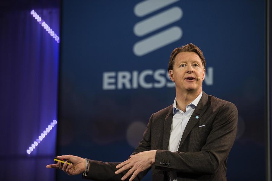 Ericsson Hans Vestberg