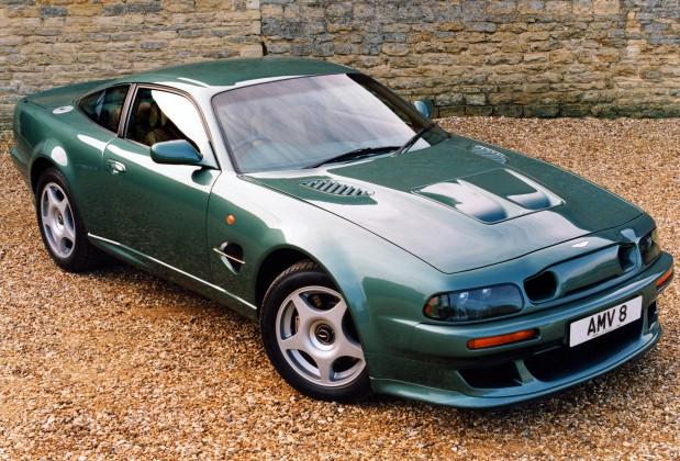 Forza Aston Martin V8 Vantage V600 619x420 - 184 nouveaux véhicules pour Forza Horizon 3