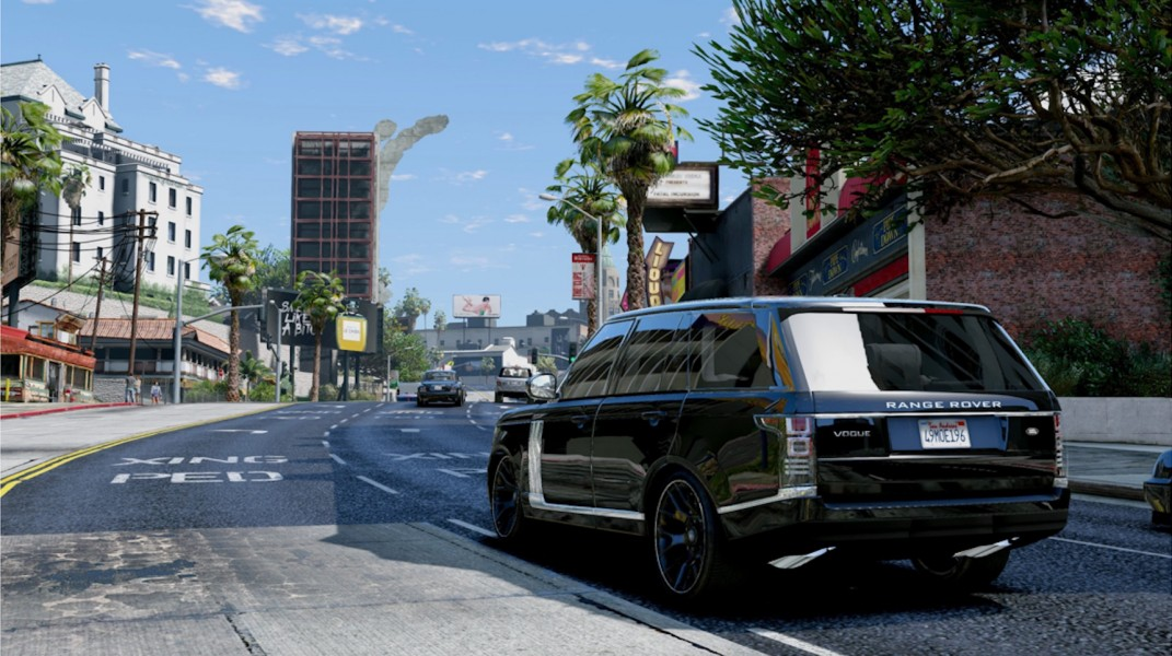 GTA 5 REDUK