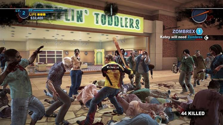 dead rising 2 747x420 - Les remasters de Dead Rising se dévoilent sur PS4 et Xbox One