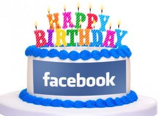 facebook anniversaire