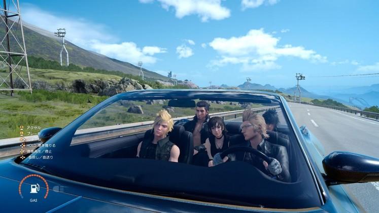 ffxv5 747x420 - Final Fantasy XV s'offre pas moins de 23 images