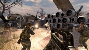 modern warfare 2 300x169 - Call of Duty, chronique d'une saga en perdition