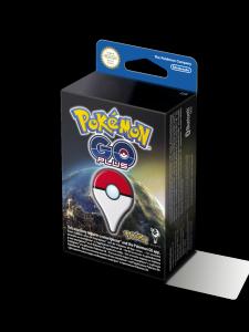 pokemon go plus emballage