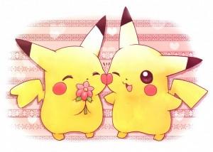 pokemon qui s'aiment
