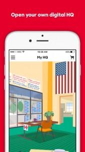 screen hillary 2016 169x300 - Hillary Clinton a développé un jeu mobile pour sa campagne