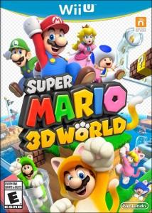 super mario 3D world 214x300 - Nintendo : la 3DS et la Wii U ne se vendent plus