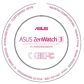 The-upcoming-Asus-ZenWatch-3-will-feature-a-circular-display