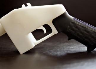 arme en 3D