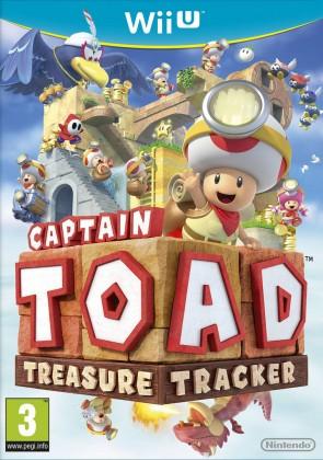 captain toad jaquette 295x420 - Nintendo Selects : 4 jeux Wii U réédités à un moindre prix
