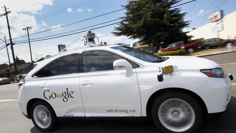 google car localisation