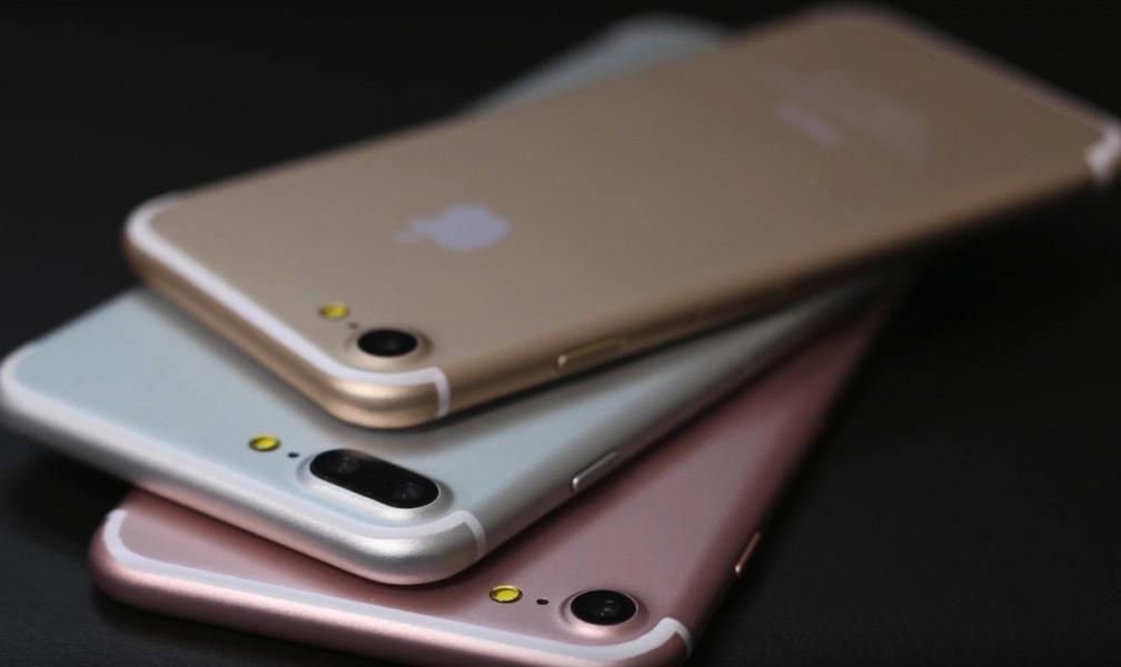 iPhone 7. Les ventes de l'iPhone 8 seront inférieures à celles de l'iPhone 6 selon la Deutsche Bank