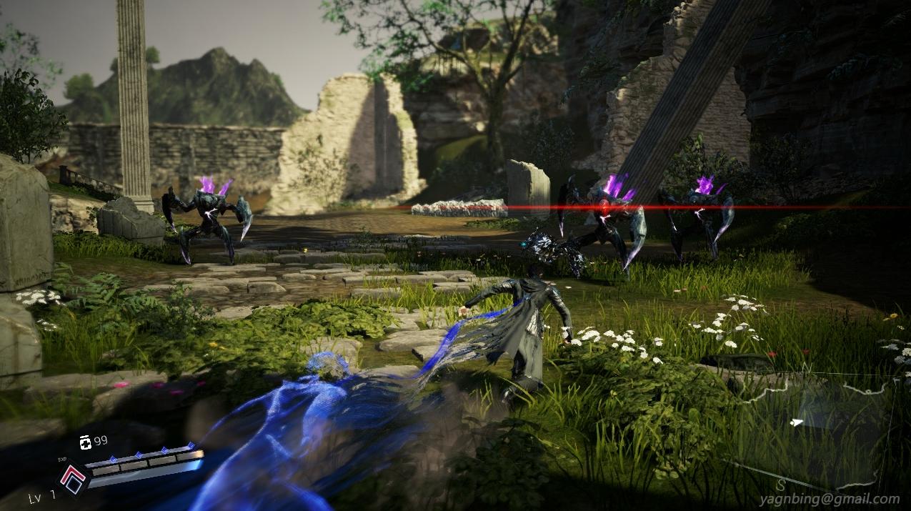 lost souls 3 - Lost Soul Aside, un Action / RPG dément fait par UN SEUL développeur