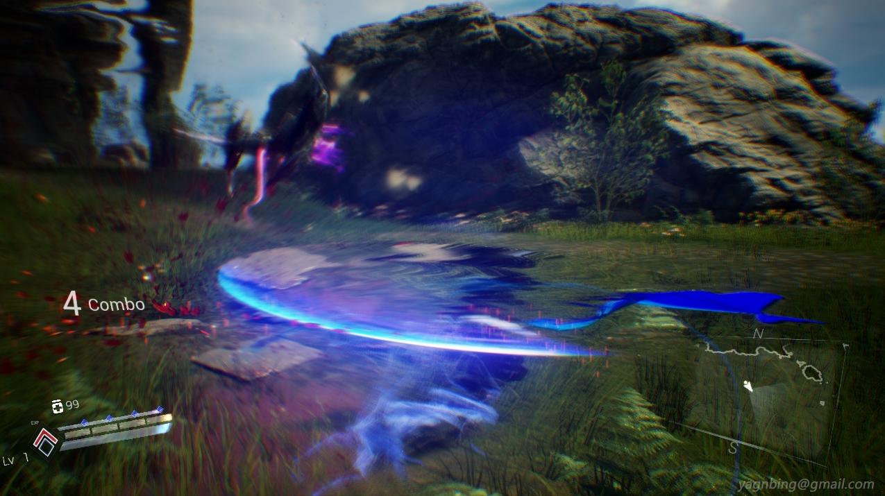 lost souls 4 - Lost Soul Aside, un Action / RPG dément fait par UN SEUL développeur
