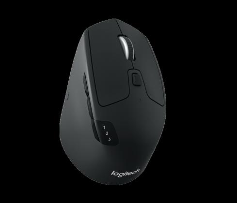 m720 triathlon mouse 1 489x420 - Logitech lance trois nouvelles souris