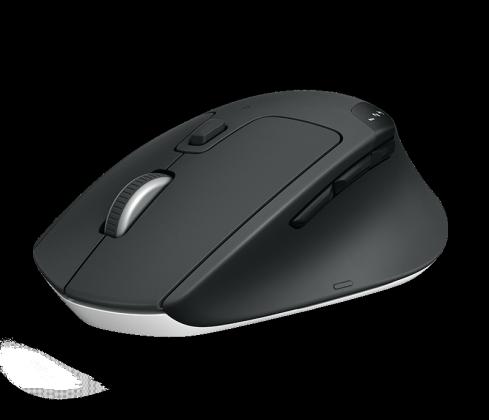 m720 triathlon mouse 489x420 - Logitech lance trois nouvelles souris