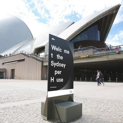 opera syndey 420x420 - Des marques perdent les lettre A, B et O, pour la bonne cause