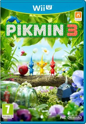 pikmin 3 jaquette cover 1 294x420 - Nintendo Selects : 4 jeux Wii U réédités à un moindre prix