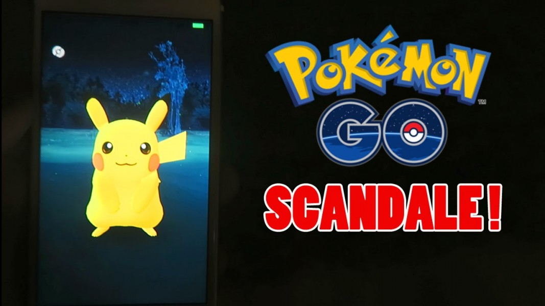 pokemon go scandale