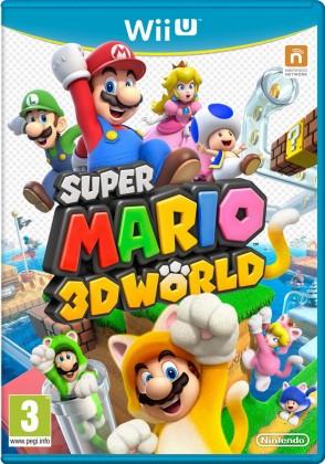 super mario 3d world wii u jaquette 294x420 - Nintendo Selects : 4 jeux Wii U réédités à un moindre prix