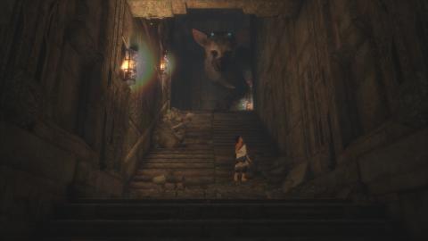 the last guardian 2 - The Last Guardian, l'exclusivité PS4, s'offre de nouvelles images