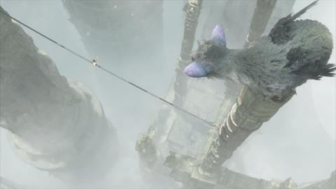 the last guardian 4 - The Last Guardian, l'exclusivité PS4, s'offre de nouvelles images