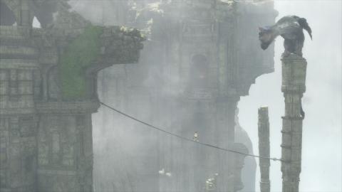 the last guardian 5 - The Last Guardian, l'exclusivité PS4, s'offre de nouvelles images