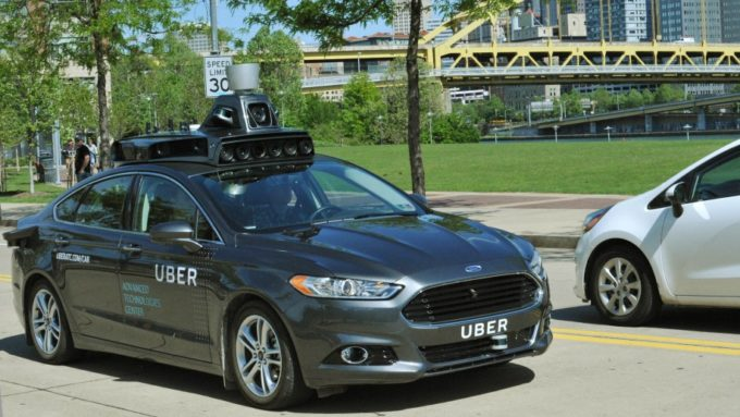 uber autonome