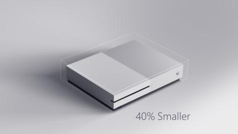 xbox one S 40 2 - La publicité mensongère de la Xbox One S revue par Microsoft