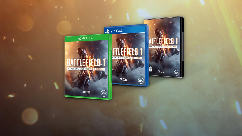 L'Open Beta de Battlefield 1 est ouverte