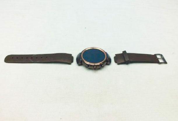 zen watch 01 1 - L'Asus ZenWatch 3 devrait être ronde