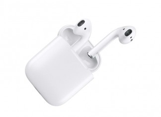 Apple AirPods support iPhone X