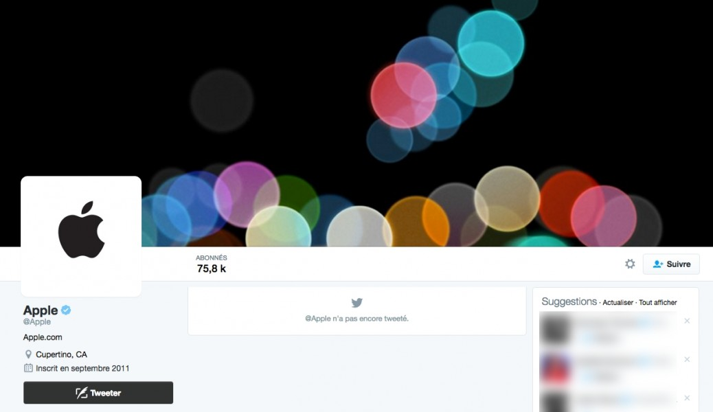 apple twitter