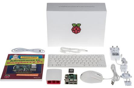Raspberry Pi : 10 millions de ventes et un Starter Kit