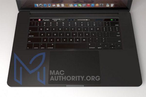 macbook pro 2016 1 640x429 600x402 - Un MacBook Pro noir, ça pourrait le faire