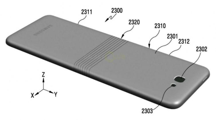 samsung galaxy x 02 754x420 - Un brevet donne des précisions sur le smartphone pliable de Samsung
