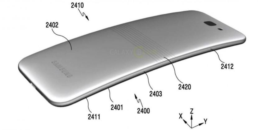 samsung galaxy x 03 846x420 - Un brevet donne des précisions sur le smartphone pliable de Samsung