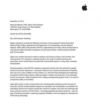 Apple car1 404x420 - Apple pense toujours aux véhicules autonomes